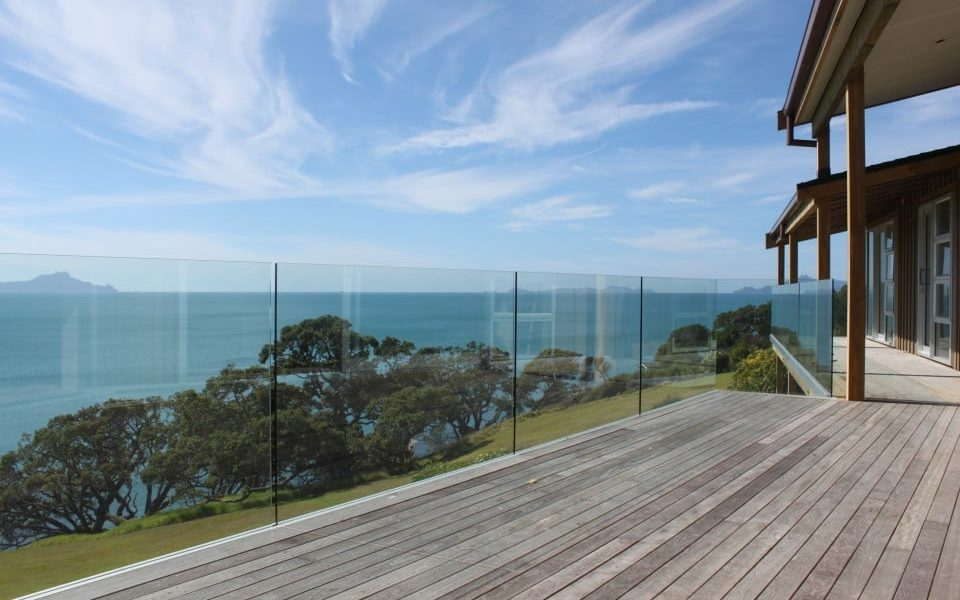 Glass Balustrades - Header Image
